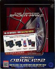 The Amazing Spider-Man 2 Ltd. Edition Embossed SteelBook (Region A, B & C Korea)