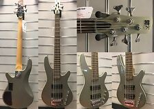 Ibanez Soundgear 5 saiter E-Bass SRX 365 tgy-Titanium Gray-immediatamente disponibile!!!