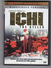 (GW32) Ichi The Killer - 2002 DVD