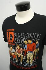 1D One Direction Up All Night Concert Tour 2012 t-shirt sz S Small -S/S#071