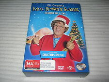 The Complete Mrs Brown's Box Set - Season 1 & 2 - VGC - R4 - DVD