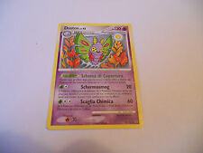 POKEMON CARDS: 1x TCG Dustox LIV.42-Platino-25/127-ITA Italiano x1
