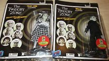 NEW The Twilight Zone Talky Tina & Willie Collectible Figures SDCC Bif Bang Pow!
