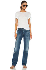 NWT $248 Citizens of Humanity Frankie Boyfriend Jeans in Nirvana; #1513b-901; 30