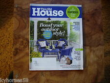 This Old House Magazine June 2013