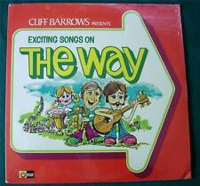 Cliff Barrows Presents Exciting Songs on THE WAY (LP, 1973) Mint in Shrinkwrap