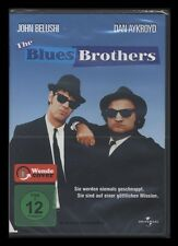 DVD THE BLUES BROTHERS - JOHN BELUSHI + DAN AYKROYD + CARRIE FISHER *** NEU ***