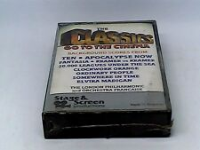 The Classics Go To The Cinema - Cassette - SEALED  SSC719