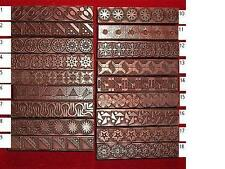 18 DECORATIVE BORDERS  Printing Blocks.