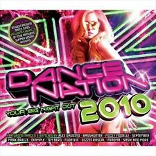 Dance Nation 2010 by Various Artists (CD, Sep-2010, 3 Discs, Ministry of Sound)