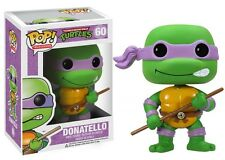 Teenage Mutant Ninja Turtles 60 Donatello Pop! TV Funko Vinyl Figure Brand New