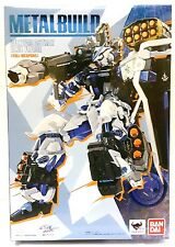 BANDAI METAL BUILD  GUNDAM ASTRAY BLUE FRAME (FULL WEAPONS) DIECAST ACTION FIG.