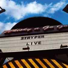 Stryper-Live at the Whisky CD with DVD NEW