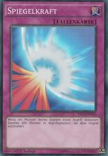 YU-GI-OH Spiegelkraft Super Rare YS13-DEV14 deutsch Mirror Force