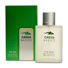 Sandora's GREEN BASICS Men's Cologne 3.4 oz Inspired by Lacoste Essentials