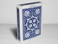 Tally Ho Fan Back Deck - Blue - Playing Cards - Magic Trick - New