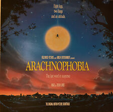 "OST - SOUNDTRACK - ARACHNOPHOBIA - TREVOR JONES  12""  LP (N26)"
