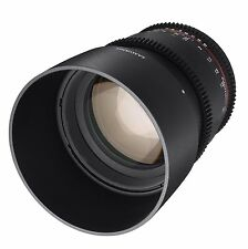 Samyang VDSLR II 24mm T1.5 Cine Wide Angle Lens for Micro Four Thirds