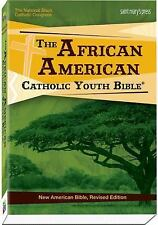 The African American Catholic Youth Bible-paperback: New American Bible, Revised