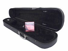 New 4/4 SizeTriangle Shape Violin Case + violin string set - For Student Model