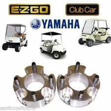 "Golf Cart 3"" Wheel Spacers (2) EZGO, Club Car, Yamaha"