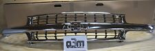 2000-2006 Chevrolet Tahoe Suburban Front Chrome Grille w/o Emblem OEM 88968934