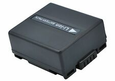Premium Battery for Panasonic NV-GS500, NV-GS188GK, NV-GS320EB-S, VDR-D250EG-S