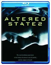 ALTERED STATES (1980 William Hurt)  - Blu Ray -Sealed Region free