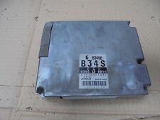 MAZDA DEMIO 2000 1.3 16V B3 MANUAL ENGINE ECU B34S18881C