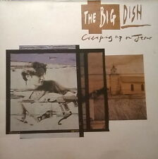 """12"""" The Big Dish Creeping Up On Jesus (Waiting For The Parade) 80`s Virgin"""