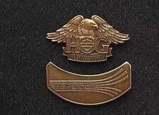 "2017 HARLEY OWNERS GROUP ""HOG"" 2017 ROCKER PIN & EAGLE PIN"