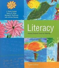 Literacy: Helping Students Construct Meaning (What's New in Education)