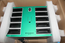 Sennheiser ADN-W L 10 Slot Charger ADN-W BA Battery Packs Conferencing System