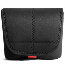 LEICA R8 R9 SLR CAMERA NEOPRENE SOFT BODY CASE COVER POUCH SLEEVE BLACK BAG /L i