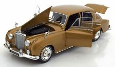 Minichamps 1960 Bentley S2 Golden Metallic Color in 1/18 Scale. New Release!