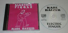 CD/KARL RATZER/ELECTRIC FINGER/RST 91637-2