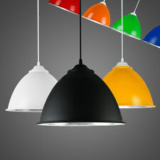 Colors Fixture Chandeliers Modern Industrial Hanging Ceiling Light Pendant Lamp