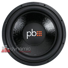 "PowerBass M-1504 Car Audio 15"" SVC 4-Ohm M Series Subwoofer 850 Watts Sub New"