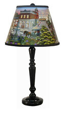 """Spindle Table Lamp without Shade, 23""""H for Luna*Bella"""