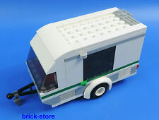 LEGO ® City Auto/Car 60117/rimorchio roulotte, caravan, trailer, Mobile Home