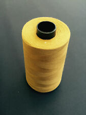 Gold High Quality 120s Sewing Thread - 5000 Metre Cone
