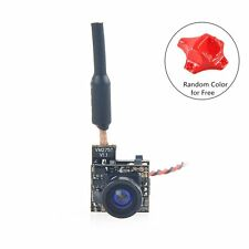 Camera Micro AIO Transmitter with Y Splitter for FPV Drone 5.8G 40CH 25mW New