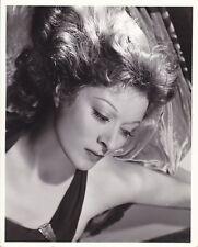 GREER GARSON 1st MGM Portrait ORIGINAL Vintage 1938 WILLINGER Stamped DBW Photo