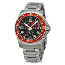 Longines HydroConquest Stainless Steel Mens Watch L3.690.4.59.6