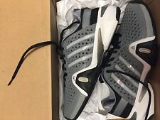 Adidas barricade 8+ Grey 7.5uk