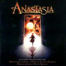 ANASTASIA : Original Motion Picture Soundtrack  - CD New Sealed