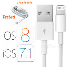 OEM 8 Pin Data Sync Charging Cable for iPhone 5 5s 5c 6 6Plus iOS7.1-8.1