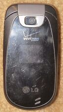 LG VN150 Verizon Flip Revere Gray Cell Phone Fast Shipping Fair Used