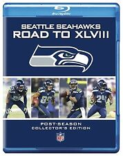 NFL Seattle Seahawks Road to Super Bowl XLVIII 48 2er [Blu-ray] NEU REGION FREE