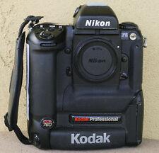 RARE NASA Kodak DCS 760c Camera Body Nikon F5 ISS Space Station 760 DCS760